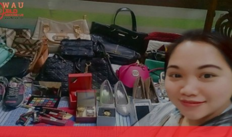 Employers gift Filipina with luxury items, ₱500,000 to build her dream house