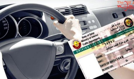 Procedure to Replace Your Lost Driving License in Qatar