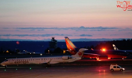Man steals and crashes empty plane from Seattle airport