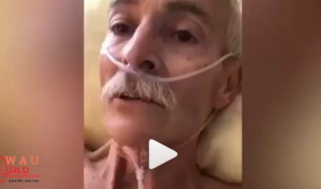 Dying German Man Accepts Islam In Emotional Video