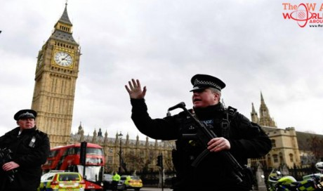 Police treat London parliament crash as terrorist attack