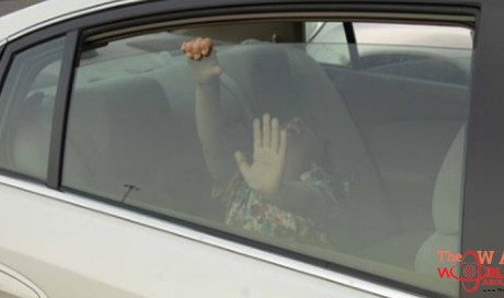 Baby dies after being left in hot car in US