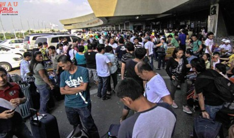 OFWs fear they might lose their jobs due to NAIA runway closure
