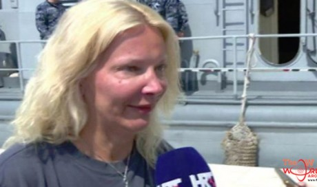 Woman rescued 10 hours after falling from cruise ship in Adriatic Sea
