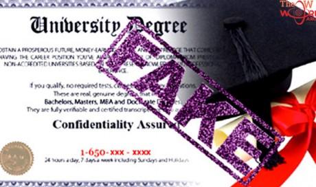 Bahrain to take action against fake degree holders