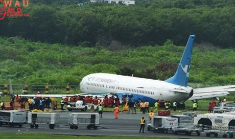 Xiamen Air charged initial P15M over runway accident