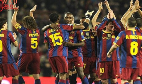 The DAY Barcelona DESTROYED Real Madrid - 29/11/2010