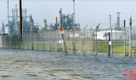 Big oil asks government to protect its Texas facilities from climate change