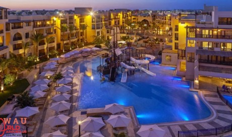 Thomas Cook evacuates Egypt Steigenberger Aqua Magic hotel guests after deaths of British couple