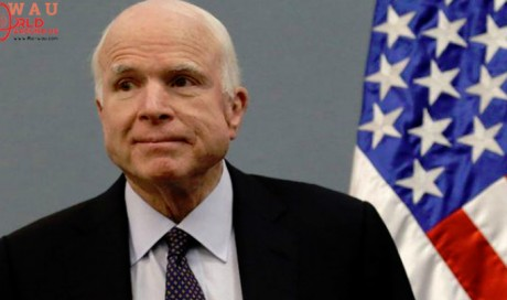 US Senator John McCain, ex-POW and political maverick, dead at 81