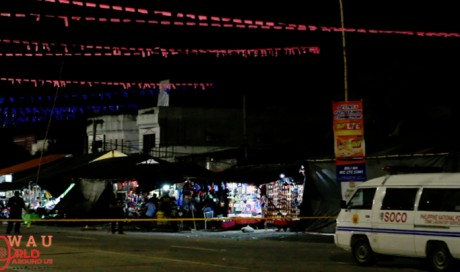 Bomb, Hidden Under A Motorcycle, Kills 2, Wounds 37 In Philippines