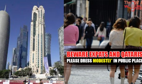 BEWARE EXPATS and QATARIS! QR3,000 FINE and JAIL For Doing THIS in Qatar!