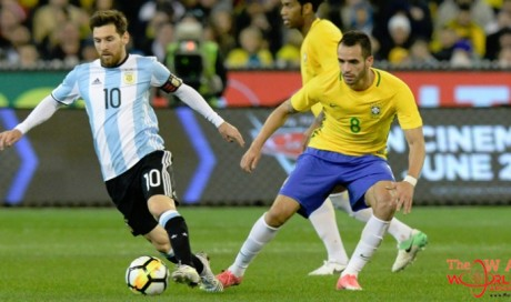 Brazil hoping to play home friendly against Argentina in Saudi Arabia