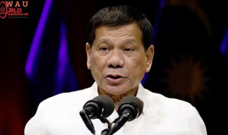 Philippines' Duterte apologizes for cursing Obama