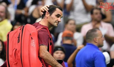 Roger Federer, Maria Sharapova crash at US Open