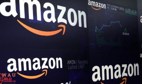 Amazon joins $1 trillion club, on pace to overtake Apple