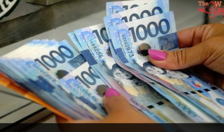 Peso touches 12-year all time low at ₱53.55