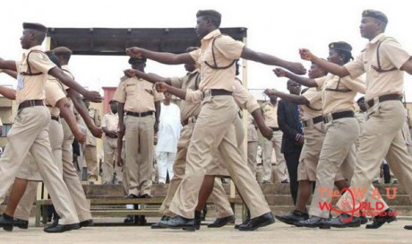 Nigeria Immigration Service promotes 1,392 officers