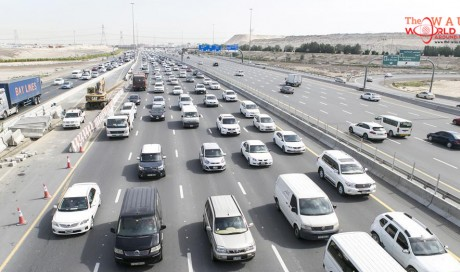 Dubai-Shahama highway partially closed over the weekend