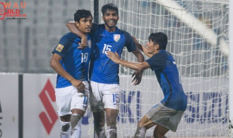 India Beat Pakistan 3-1, Will Play Maldives in the Final: SAFF Cup