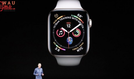 Apple introduces new edition of Apple Watch