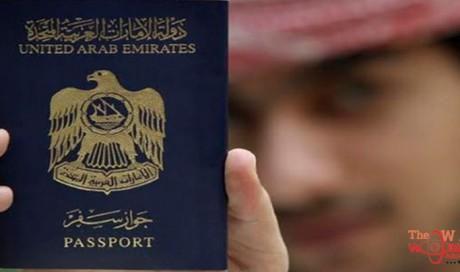 UAE passport is world's 9th most powerful