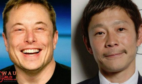 SpaceX: Japanese billionaire to be first