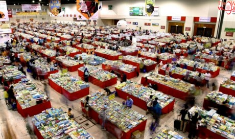 The world's biggest book sale is coming to Dubai
