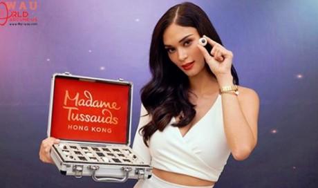 Pia Wurtzbach first Filipino to get Madame Tussauds statue