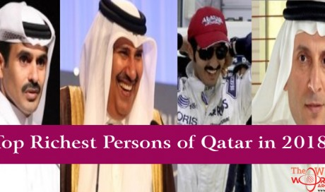 Take a Look, Top Richest Persons of Qatar in 2018