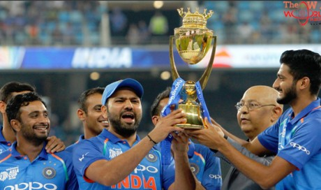India beat Bangladesh in Asia Cup final