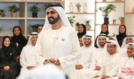 UAE adopts Dh180b budget for the next three years