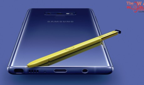 Samsung set to release silver variant of Galaxy Note 9