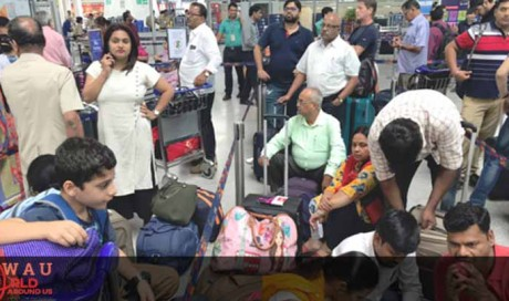 IndiGo Servers Down at All Airports, Passengers Left Stranded