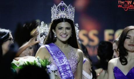 Katarina Rodriguez takes Miss World Philippines 2018 crow