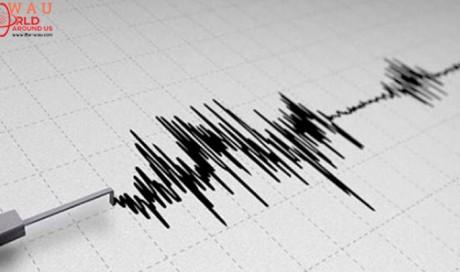 Earthquake tremors felt in parts of UAE