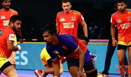 Pro Kabaddi 2018: Gujarat Fortunegiants hold Dabang Delhi, Telugu Titans condemn Tamil Thalaivas to second loss on the trot