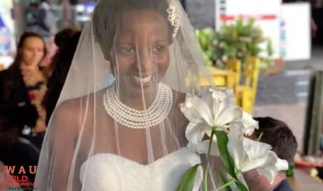 Sick of parental pressure, woman marries herself