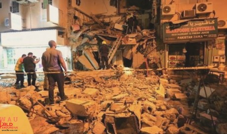 Bahrain: 4 Killed in Building Collapse; Owner To Face Charges