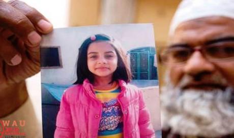 Pakistan to hang 7-year-old Zainab's killer on October 17