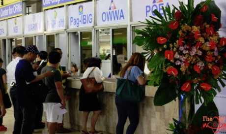 Two Dubai OFWs complain against OWWA staff