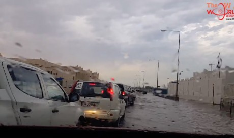 Qatar : Thunderstorms are likely to continue on Sunday and Monday