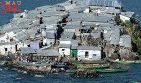 This Tiny African Island Is Half The Size Of A Football Field & Home To Only 500 People