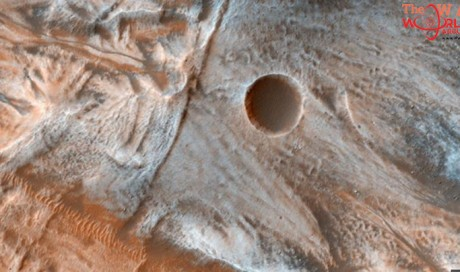 Liquid water on Mars may hold enough oxygen to support life: Study