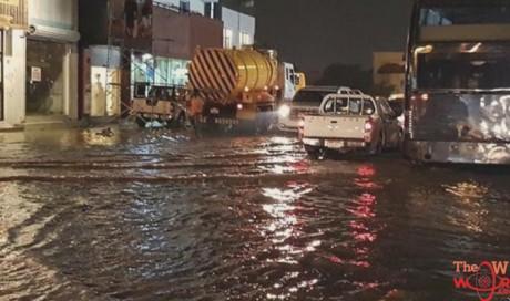 Heavy Rains Damaged Around 180 houses In Bahrain