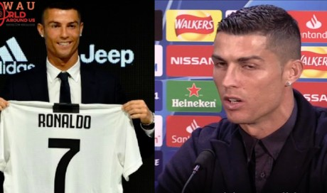 Cristiano Ronaldo reveals the real reason he quit Real Madrid last summer
