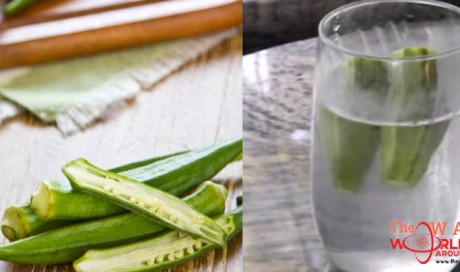 Cleanse your Kidney of Toxins, Treat Diabetes, Asthma & Cholesterol with Okra