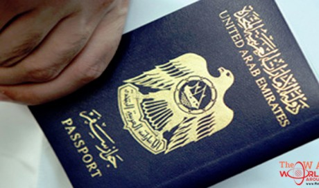 UAE passport 4th most powerful in the world