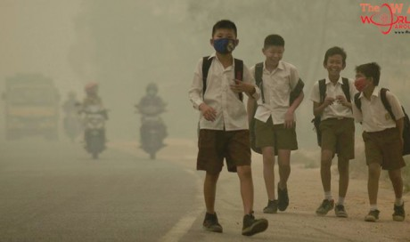 Air Pollution Kills 600,000 Children Each Year: World Health Organization