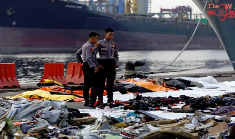 Lion Air plane intact when it crashed, investigators say